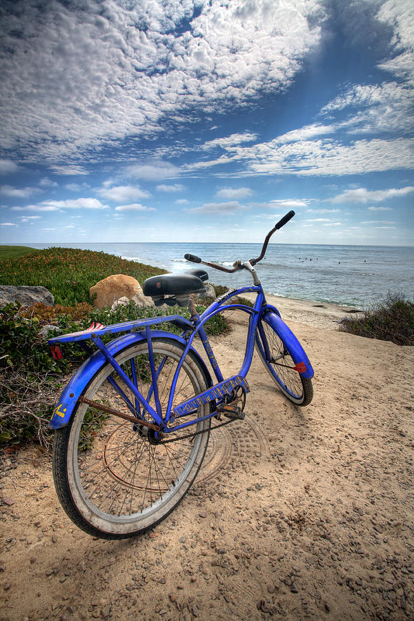 California Photograph - Fat Tire by Peter Tellone