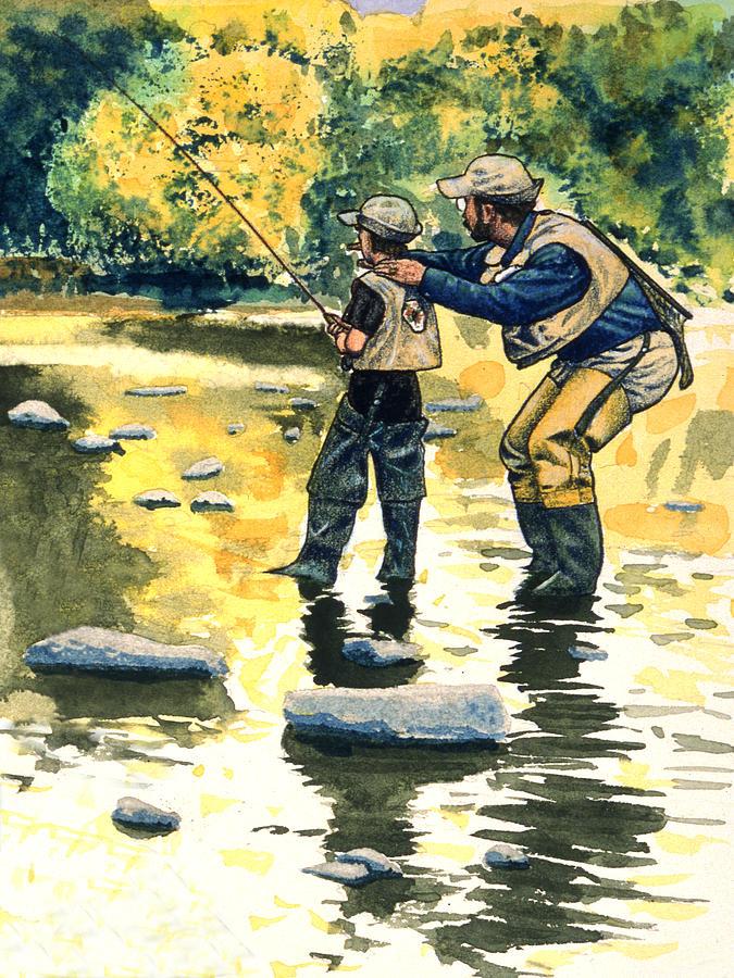 Omaž ribolovcu i ribolovu - Page 13 Father-and-son-john-d-benson