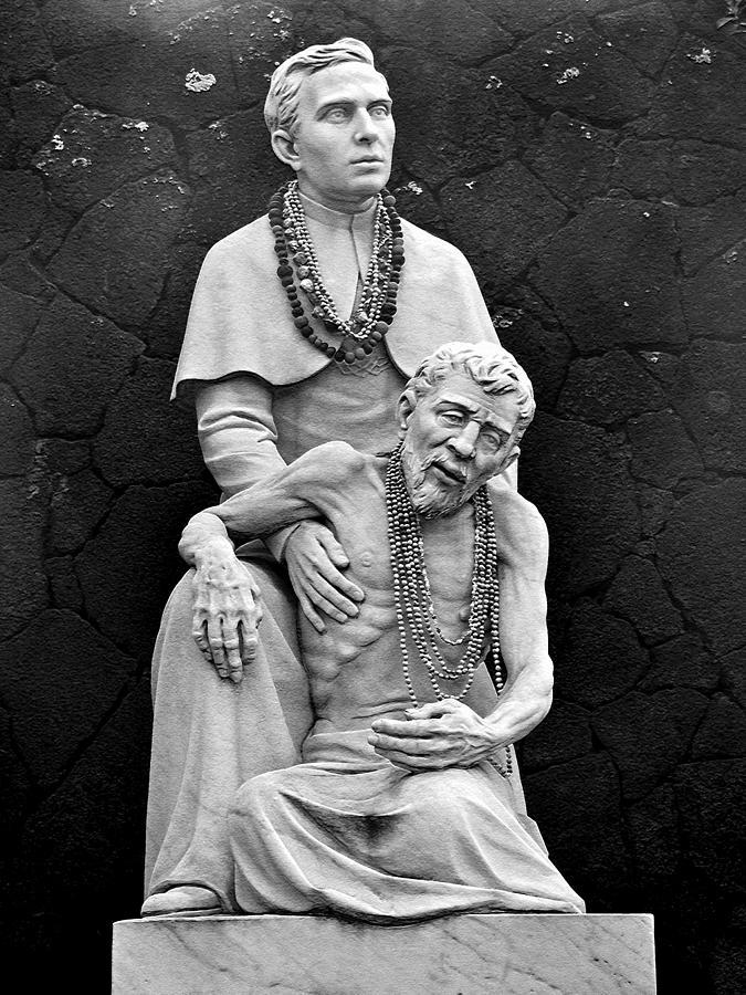 Damien Photograph - Father Damien Of Molokai by Karon Melillo DeVega