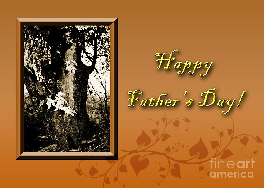 Willow Photograph - Fathers Day Willow Tree by Jeanette K