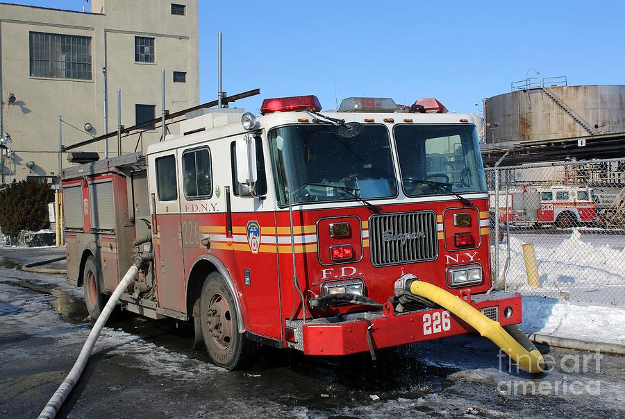 Fdny Engine  Alarm Fire