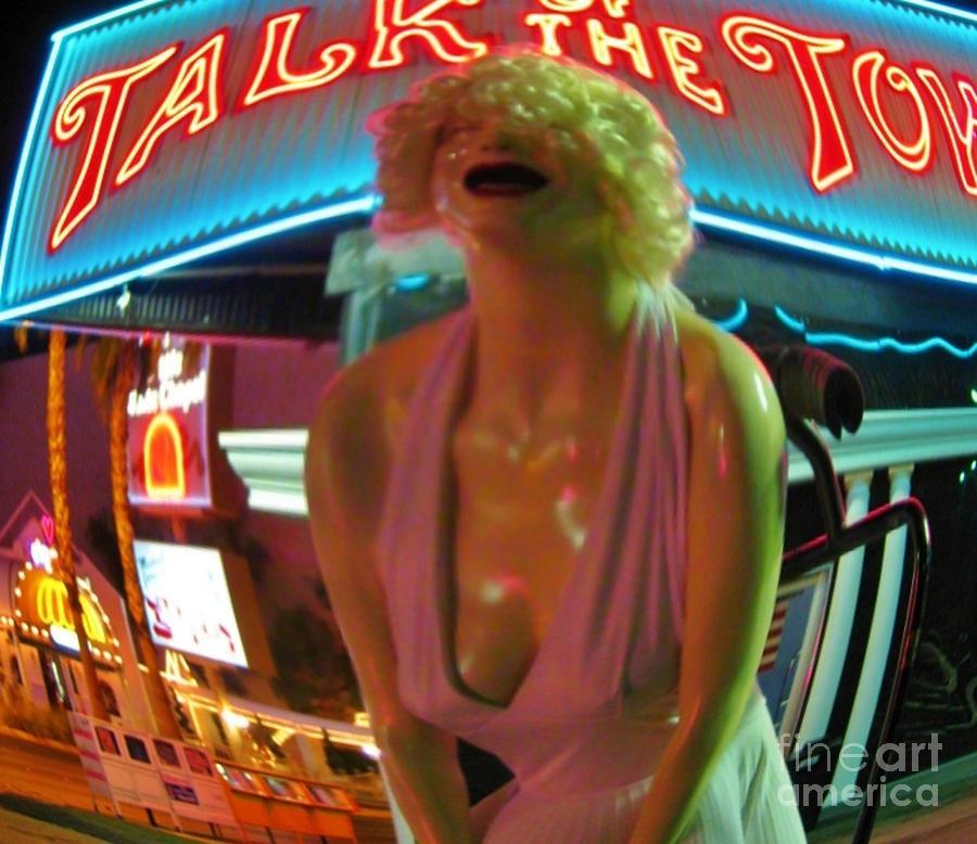 Digital Art - Fear And Loathing In My Vegas by John Malone