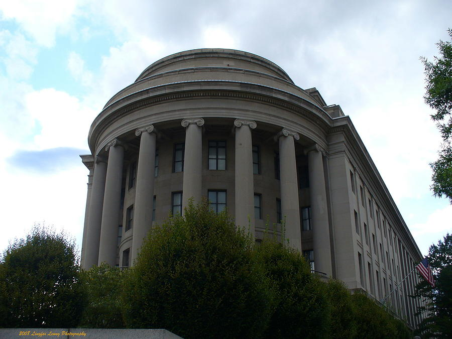 Federal Trade Commission Photograph - Federal Trade Commission by Lingfai Leung