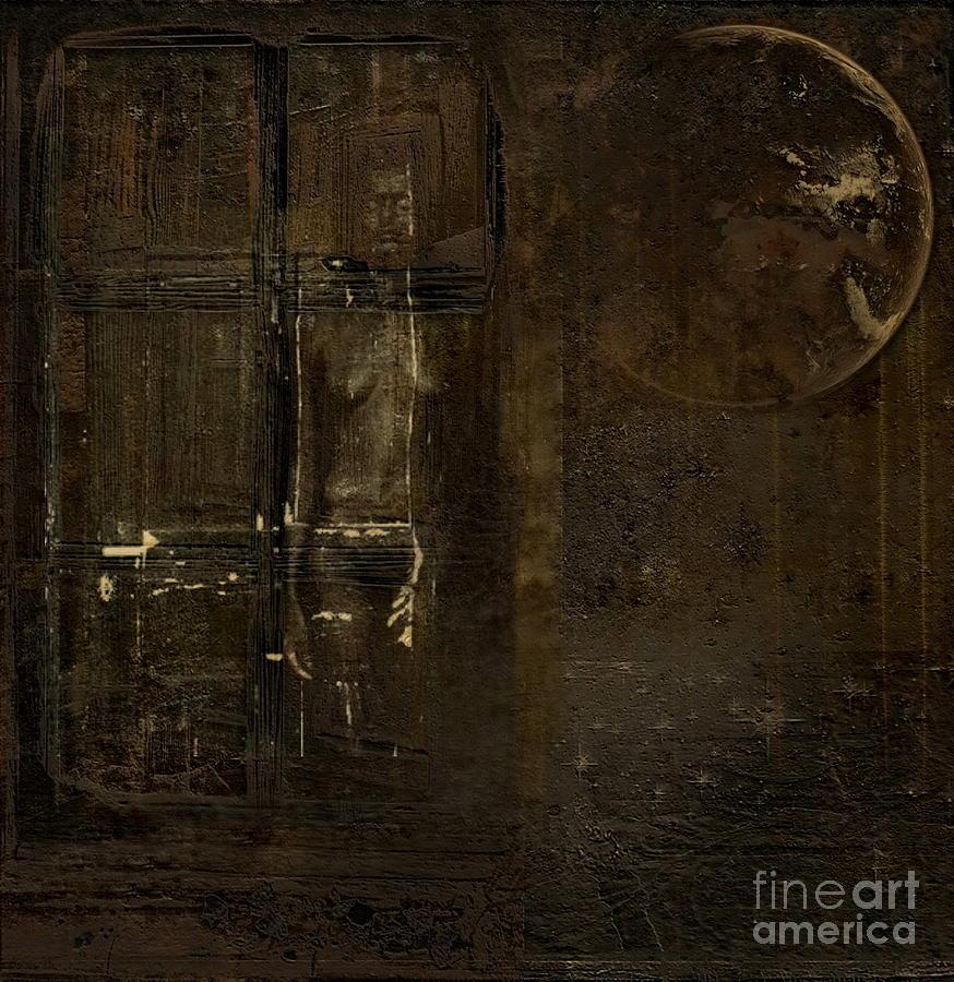 Urban Expression Photograph - Feeling Invisible by Andrea Kollo