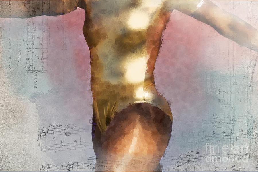 Dance Photograph - Feeling The Beat by Betty LaRue