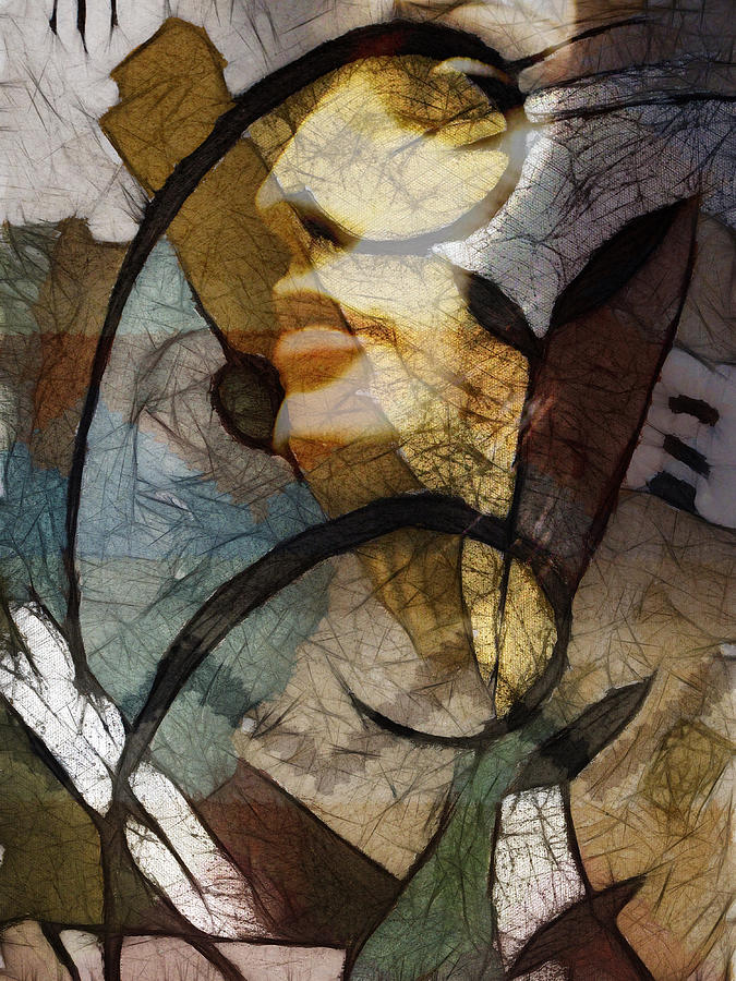 Feelings Digital Art - Feelings by Ann Croon