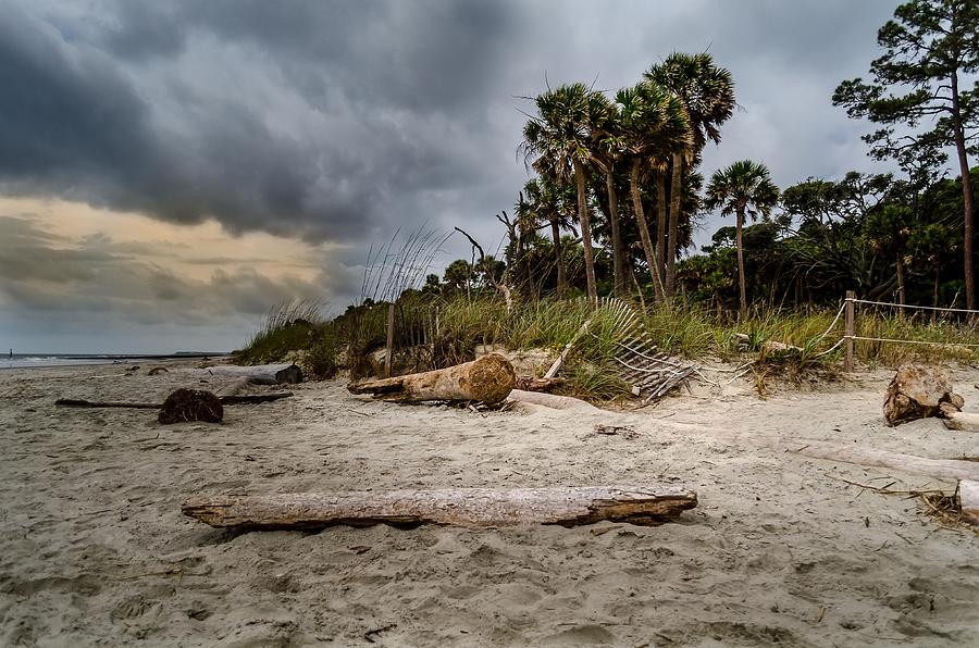 Sc Photograph - Feels Like Storm by Richard Kook