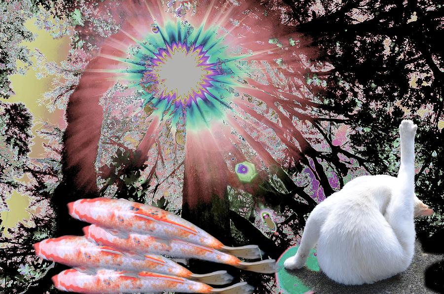 Feline Utopia by Laureen Murtha Menzl