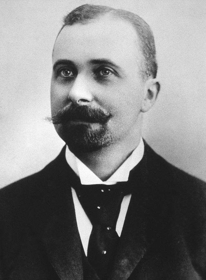 Felix Hoffmann, German Chemist Photograph by Science Source