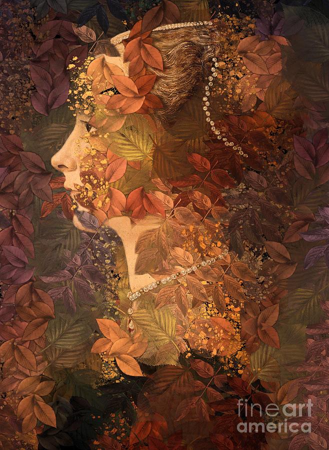 Femme d Automne by Aimelle