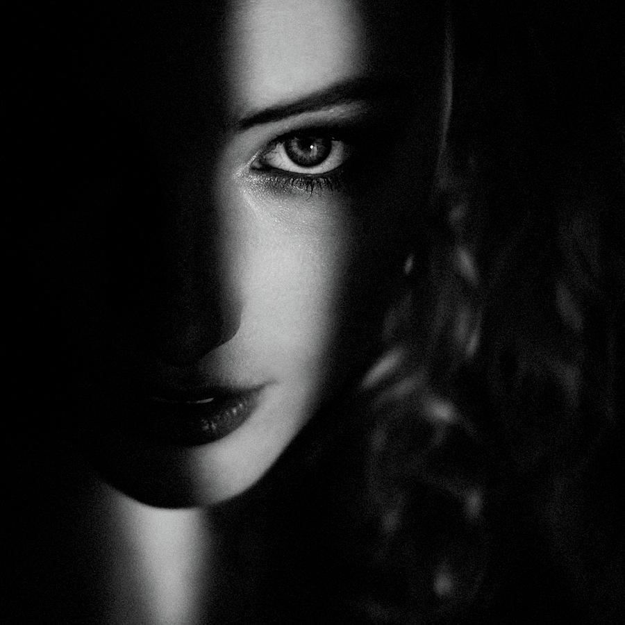 Woman Photograph - Femme Fatale by Marco De Waal