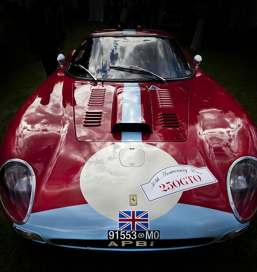 64 Gto Ferrari