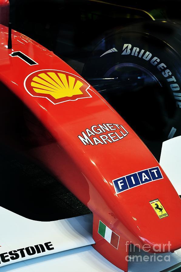 Ferrari Photograph - Ferrari  by Andres LaBrada