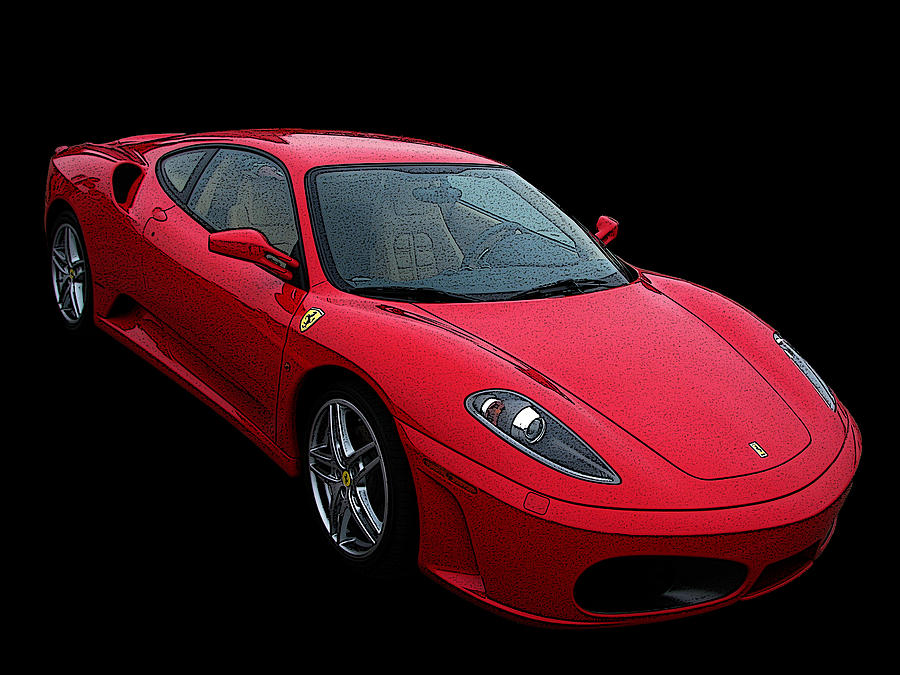 Ferrari F430 by Samuel Sheats
