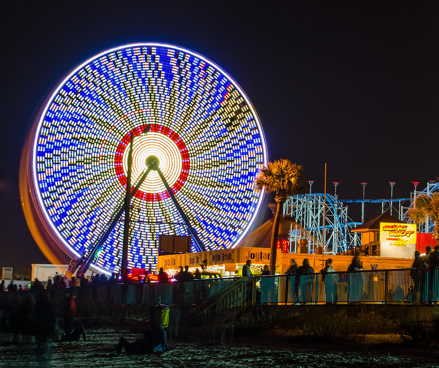 Ferris Wheel Daytona Beach Fl
