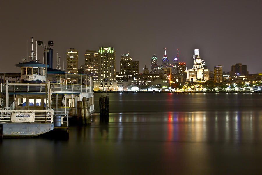 Ferry to the City of Brotherly Love by Paul Watkins