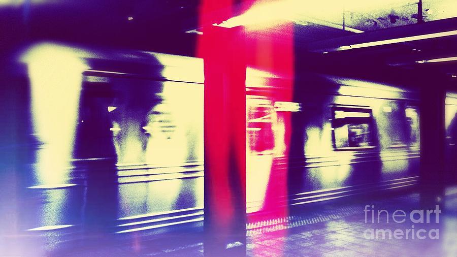 Ffffffff Train Photograph