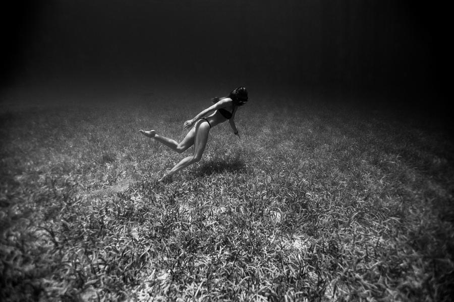Caribbean Photograph - Field Of Dreams by One ocean One breath