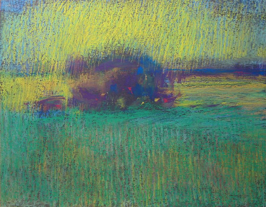 Field X Pastel by Vladimir Frolov