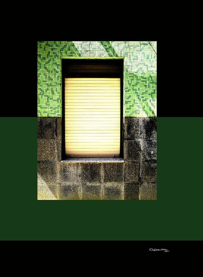 Window Digital Art - Fiestra 2 by Xoanxo Cespon