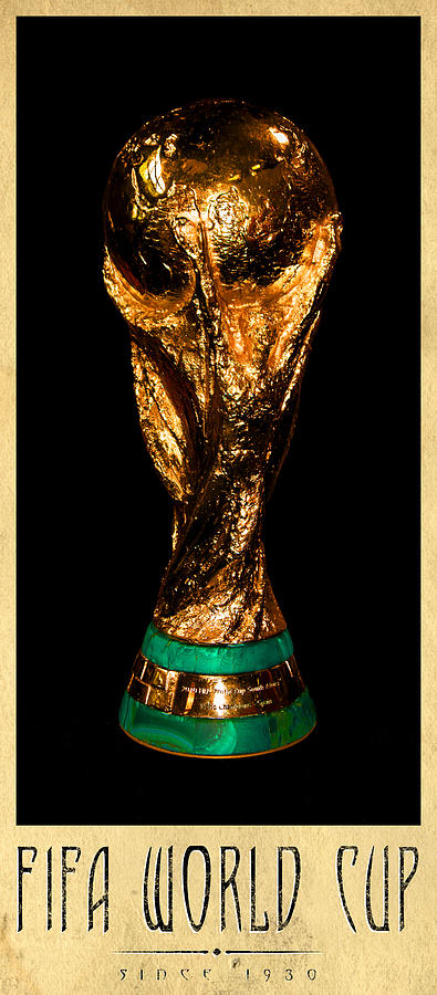Fifa World Cup Trophy Photograph - Fifa World Cup Trophy by Weston Westmoreland