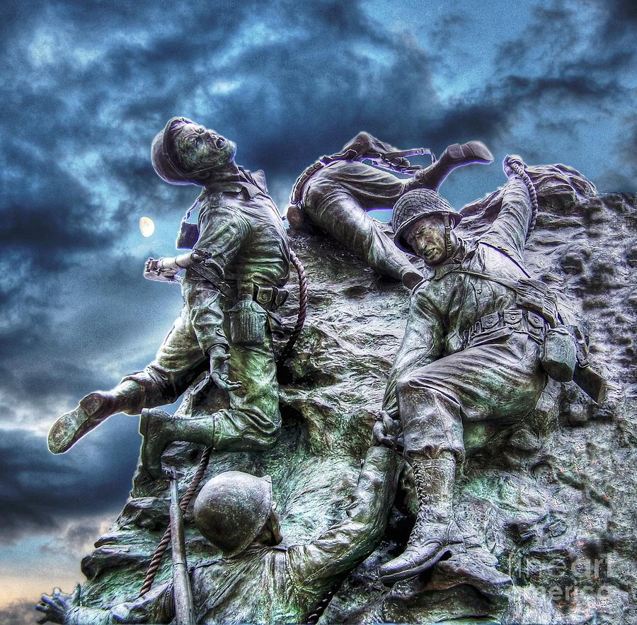 Freedom Photograph - Fight On by Dan Stone