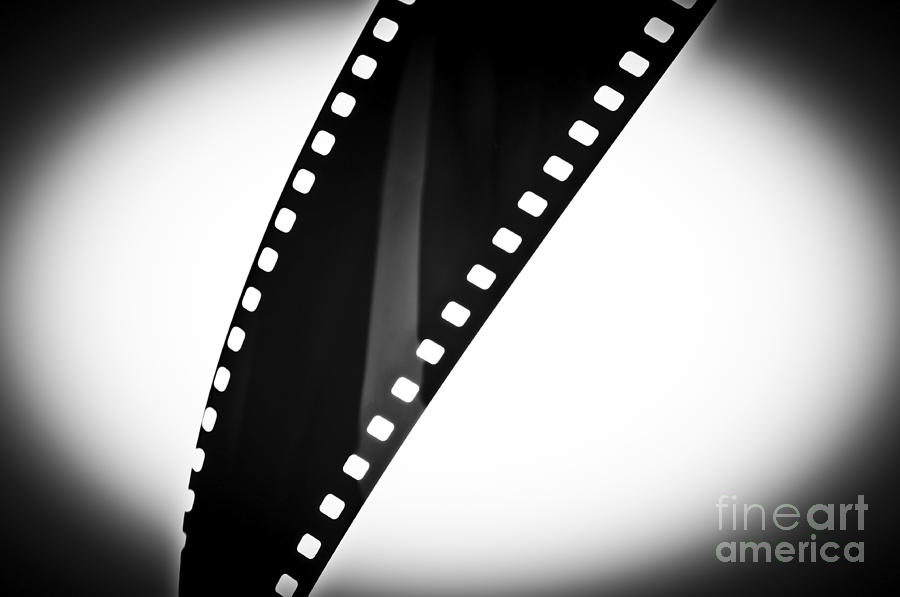 35mm Photograph - Film Strip by Tim Hester