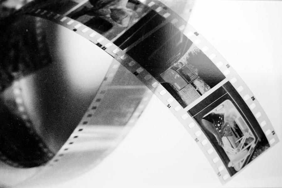 Slide Photograph - Film Strip by Tommytechno Sweden