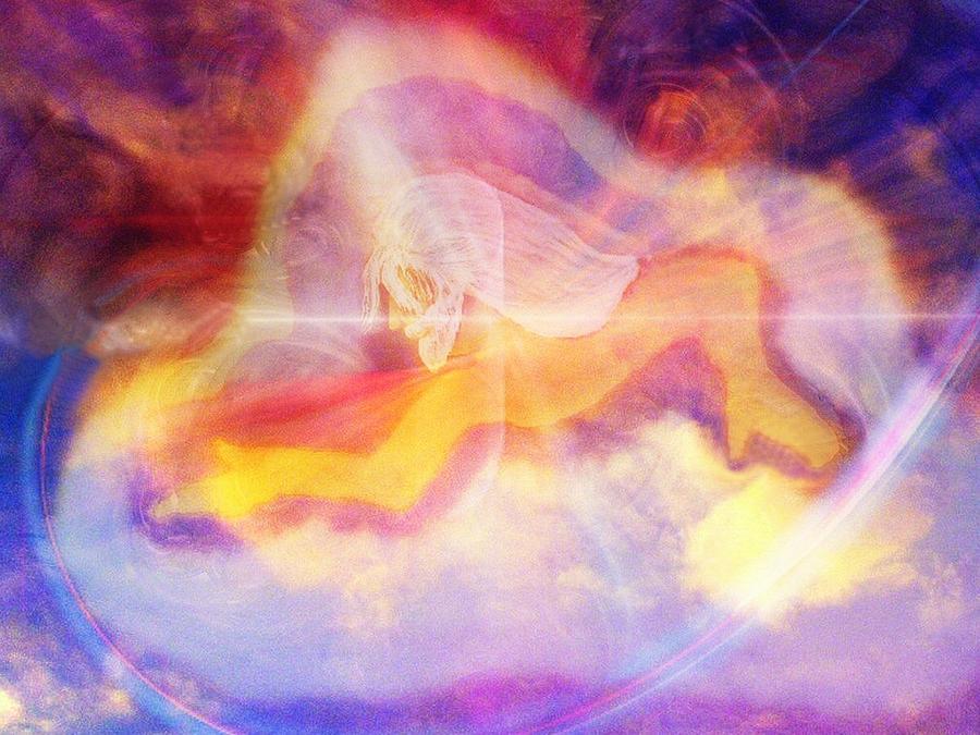 Jesus Digital Art - Final Invitation by Elizabeth S Zulauf