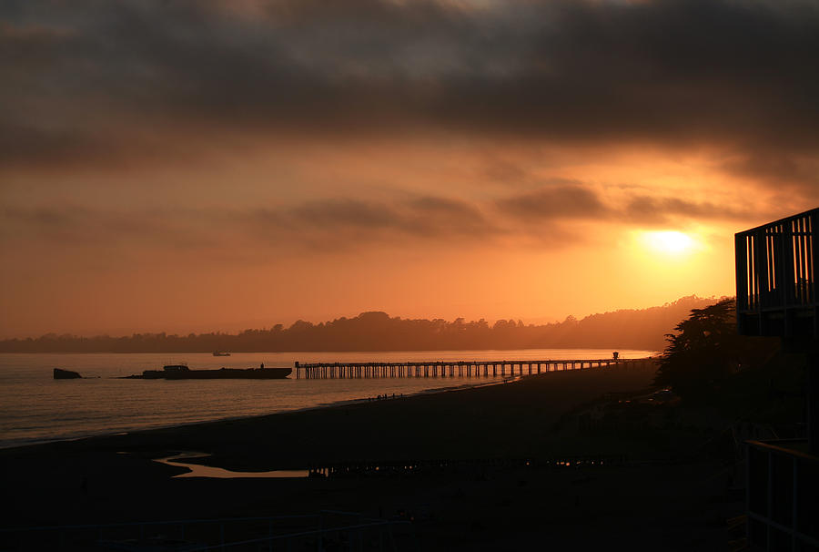 Aptos Photograph - Final Resting Place by Kevin Schlanser