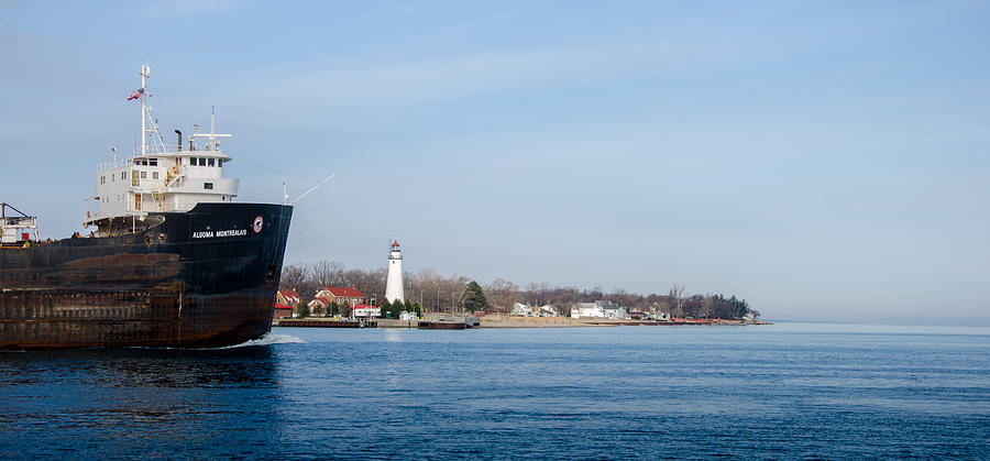 Port Huron Photograph - Final Voyage by Gales Of November