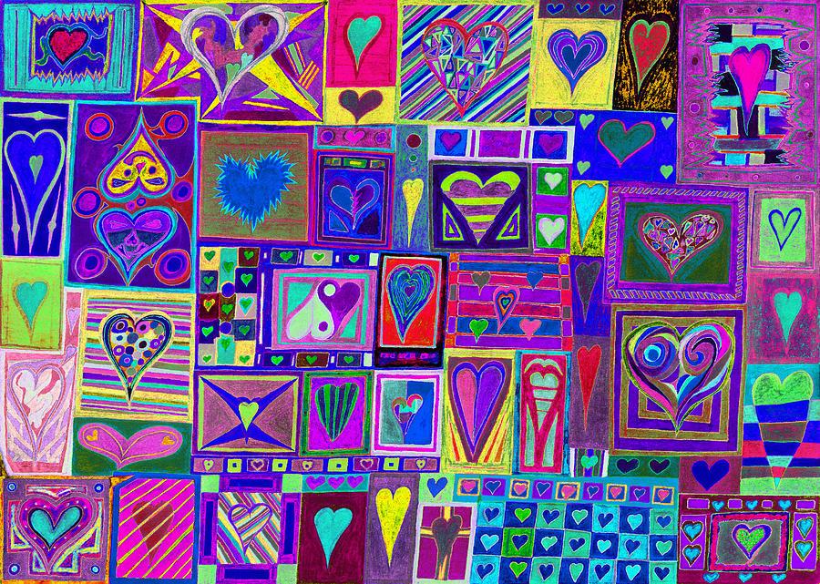 Kenneth James Photograph - find Ur love found v4  by Kenneth James