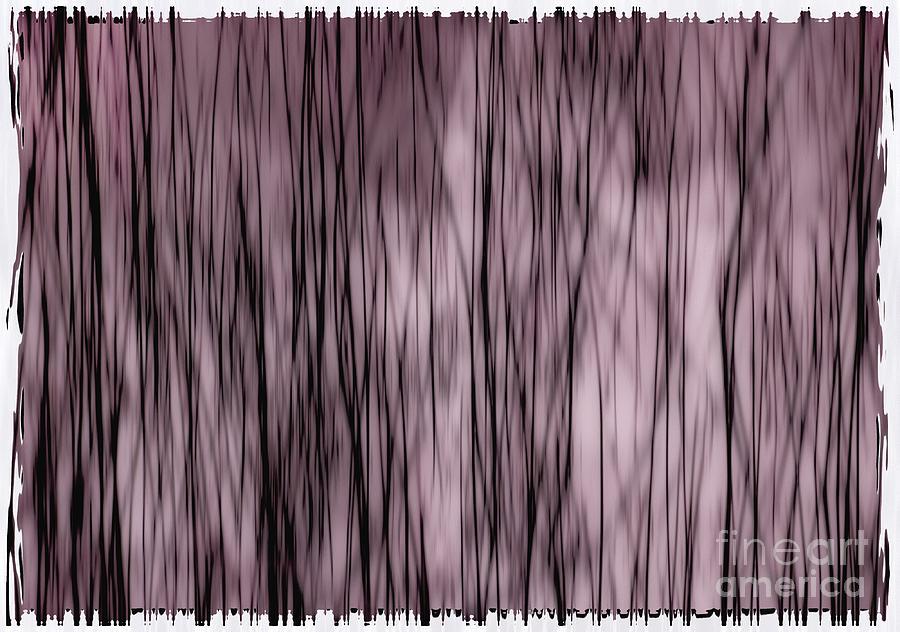 Blurred Lines Photograph - Fine Lines by Andrea Kollo