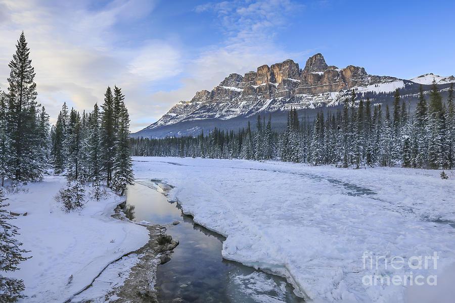 Banff Photograph - Finest Hour by Evelina Kremsdorf