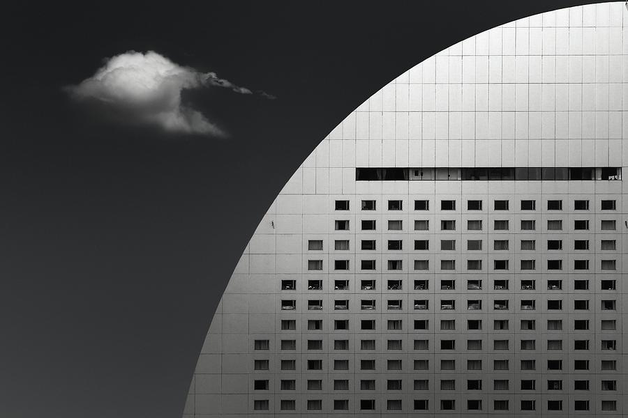 Architecture Photograph - Finite Collaboration by Dr. Akira Takaue