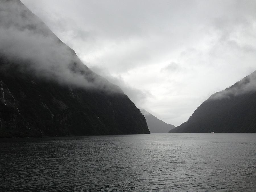 Fjord Photograph - Fiordlands by Ron Torborg