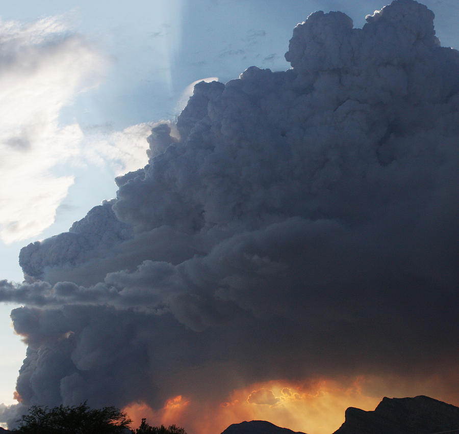 Fire Below by Dennis Galloway
