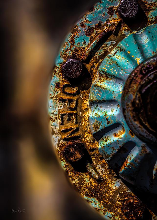 Fire Hydrant Photograph - Fire Hydrant  by Bob Orsillo