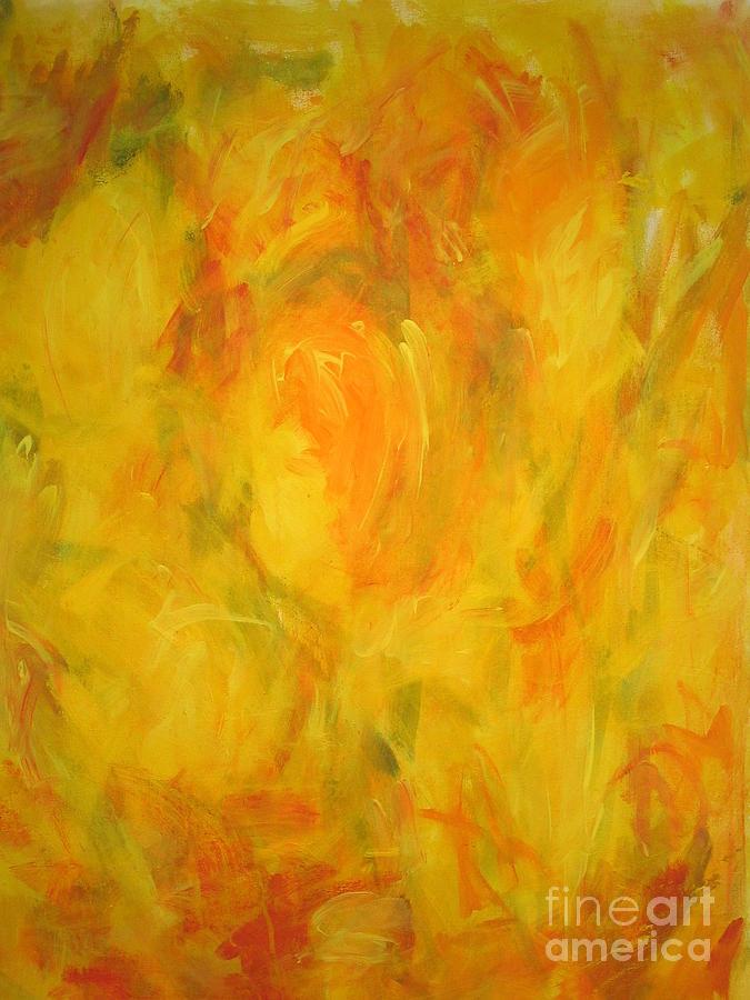 The Golden Fall by Fereshteh Stoecklein