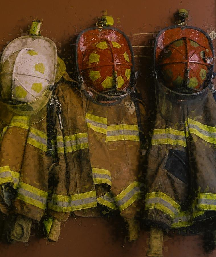 Fire Photograph - Fire by Jennifer Burley