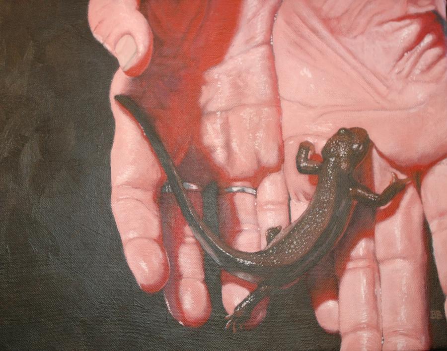 Firebelly by Bonnie Behan