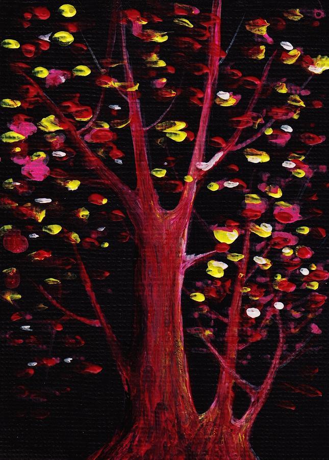 Gift Painting - Firefly Dream by Anastasiya Malakhova