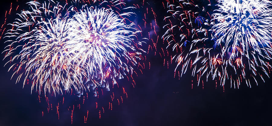 Firework II Photograph