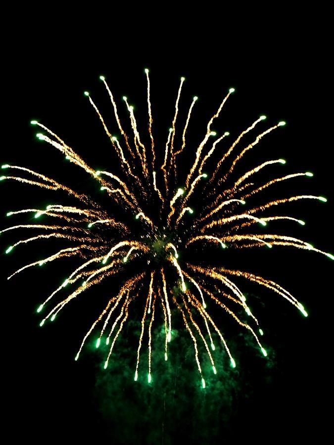 Fireworks Photograph - Fireworks 5 by Mark Malitz