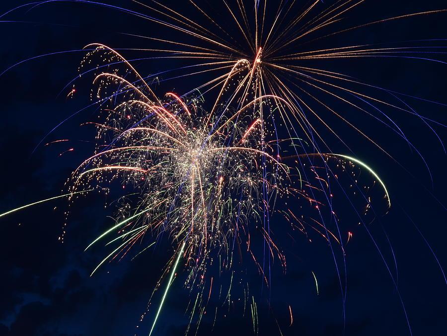 Fireworks by William Johnson