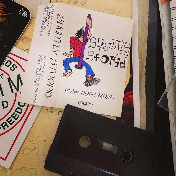 Stoopid Photograph - First Demo Tape Back In 93 Pretty by Slightly Stoopid