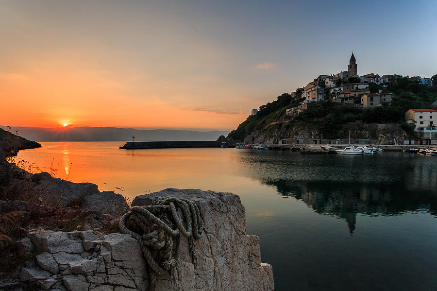 Landscapes Photograph - First Light by Davorin Mance