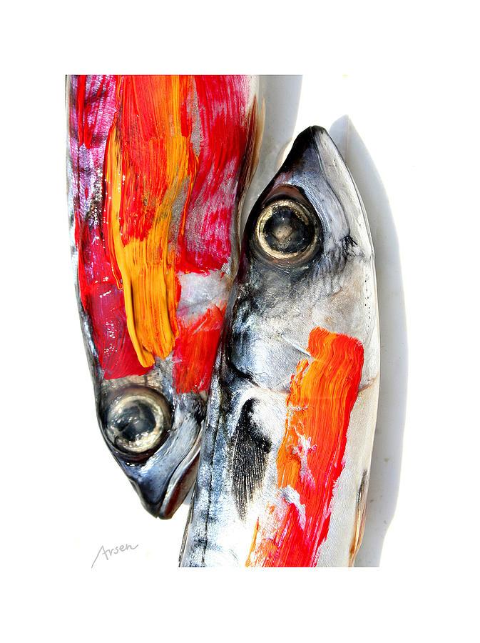 Fish Photograph - Fish by Arsen Arsovski