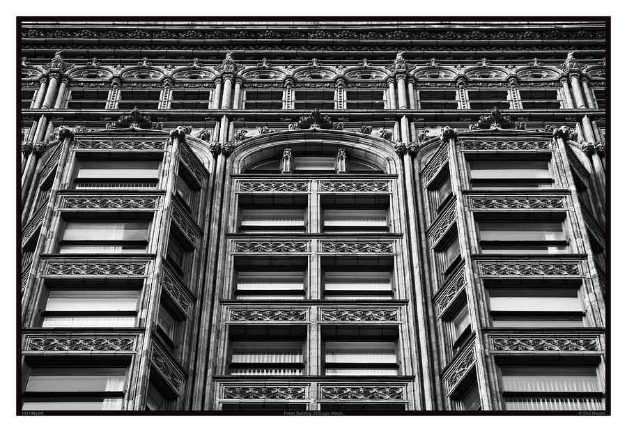 1896 Photograph - Fisher Building - 10.11.09_028 by Paul Hasara