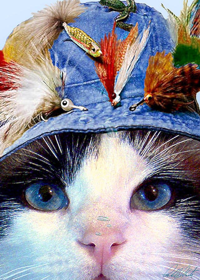 Fisher Cat by Michele Avanti
